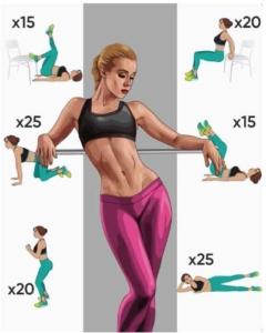 esercizio fisico 2